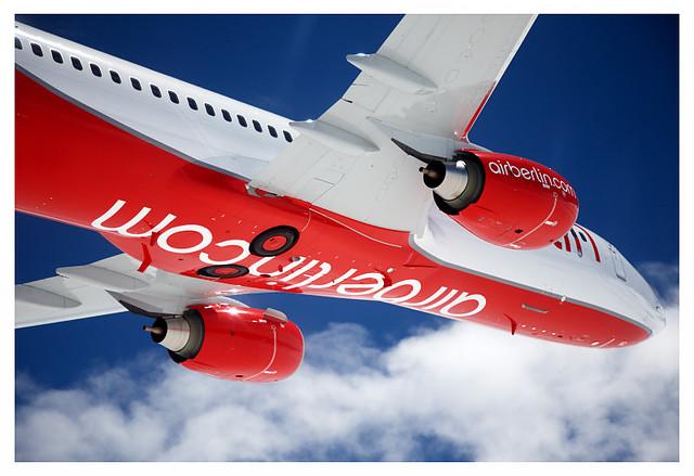 airberlin stellt keinen Antrag auf Staatsbürgschaft