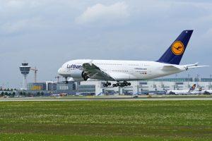 Lufthansa stationiert fünf A380 in München