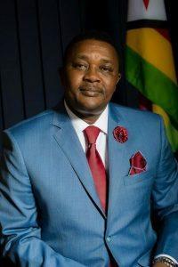 Dr. Walter Mzembi wird Außenminister von Simbabwe