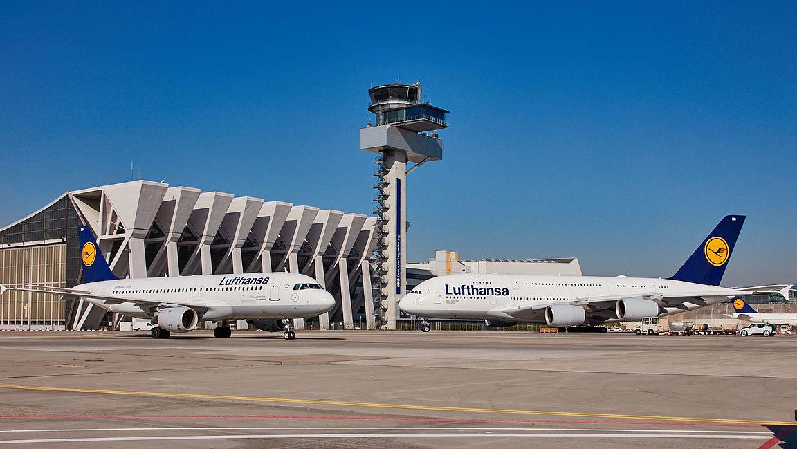 Lufthansa und Fraport unterzeichnen Vereinbarung zur Kostenentlastung