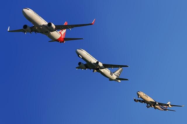 55 Millionen abreisende Flugpassagiere im 1. Halbjahr 2017