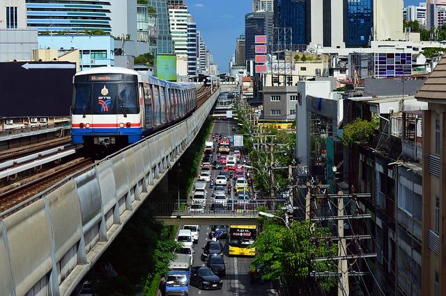 Bangkok ist internationale Top-Destination