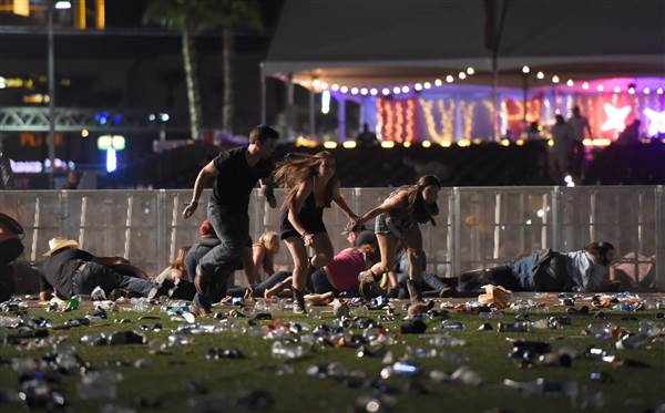 Terror in Las Vegas